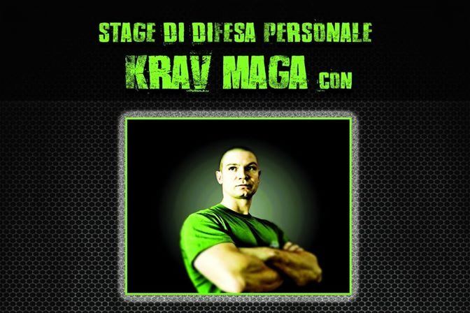 Stage Krav Maga Difesa Personale