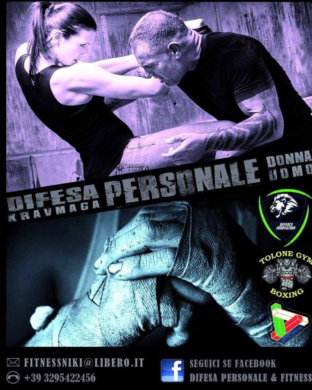 Self Defence - Sistemi di Combattimento Israeliano - Kick Boxing: si riparte!